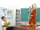 Busty teacher Puma Swede sucks