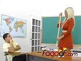 Busty teacher Puma Swede sucks
