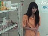 Shopgirl Gets  A Toy