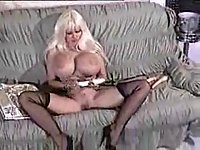 Amazing Lolo Ferrari Action