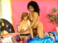 Lesbian sex with pregnant chick