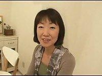 Japanese mature Yukiko Ishii banged