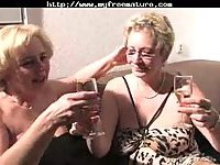 Lesbian Grandmas Lesbian Scene