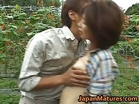 Chisato Shouda mature softcore scene