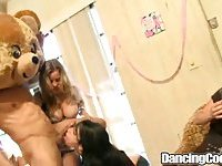 Dancing Bear Wants To Fuck Girl