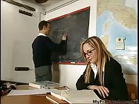 Sex with teacher