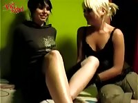 Ariel Rebel & Melody lesbian girls