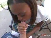 Hot Ebony Chick