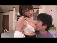 Innocent schoolgirl moledsted by erotic masseur