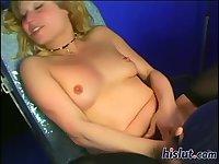 Tristan gets orgasms
