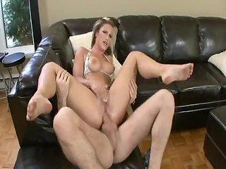 hot blonde deep anal fucking