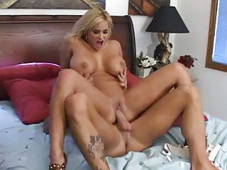 Guy hungry titty dolly