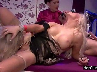Party Chicks Fucking at a Wild Sex Hardcore Party