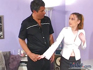 Terri is getting her pussy pounded