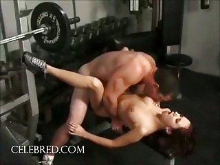 Flick Shagwell Former Cheerleader Working Her Wiles