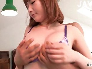 Redhead japanese has big boobs | Big Boobs Update