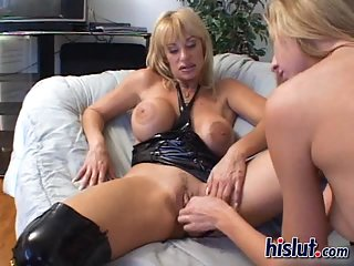 Lisa got it with kat | Big Boobs Update
