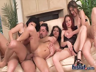 These chicks got nasty scene 4