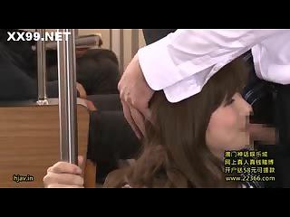 Public sex in buss  10
